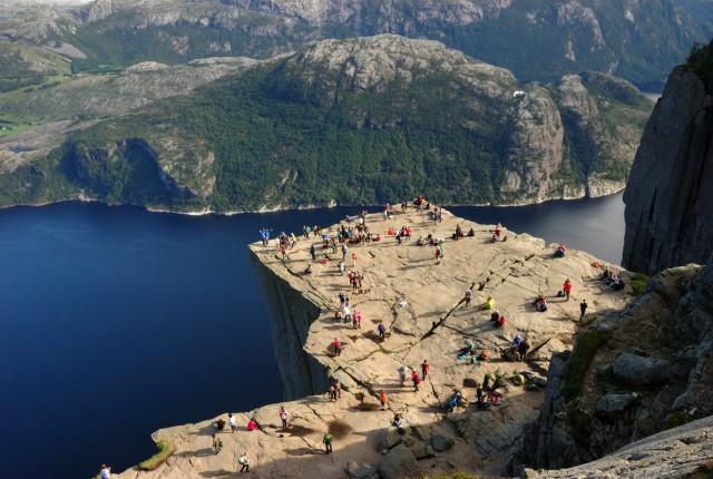 Norvégia 2. – A hosszú menekülés